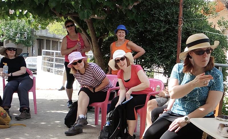 Hattupäät Kreetalla
